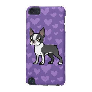Faça seu próprio animal de estimação dos desenhos capa para iPod touch 5G