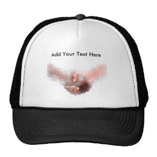 Faça seu próprio chapéu do camionista boné