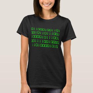 Faça sua própria camisa binária