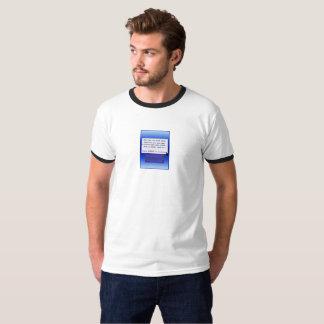 Faça sua própria camisa de EULA t