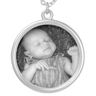 Faça sua própria foto do bebê de DIY personalizada Bijuterias