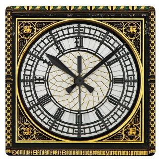 Face do relógio de Big Ben