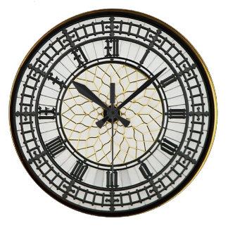 Face do relógio de Londres Big Ben