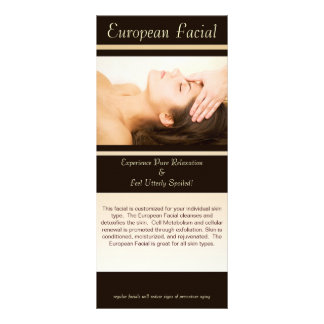 Facial europeu, Facial europeu, este facial mim… 10.16 X 22.86cm Panfleto