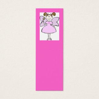 Fada Cartão De Visitas Mini