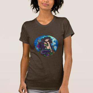 Fada do cavalo marinho do oceano das medusa da t-shirt