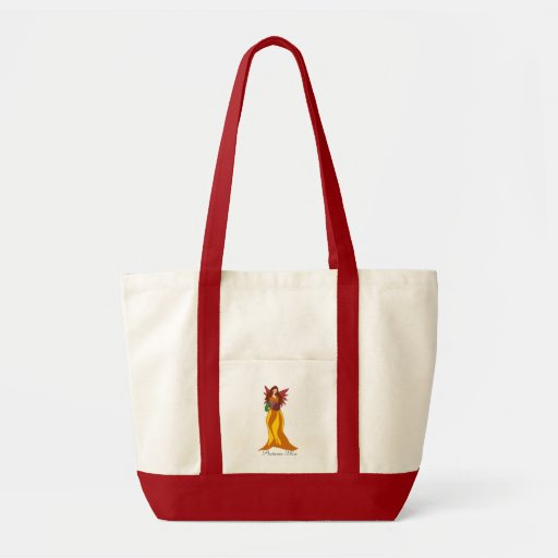 Fada do outono, saco da felicidade do outono bolsa para compras