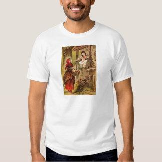 Fairytalesque. Bela Adormecida e Cinderella T-shirts