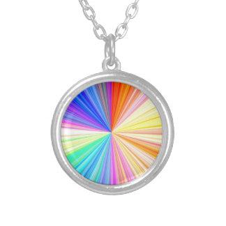Faísca de ColorWheel - aprecie a alegria da parte  Pingente