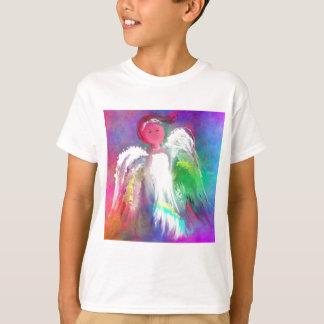 Faísca do anjo camiseta