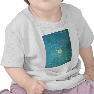 Faísca e brilho camiseta