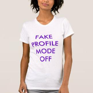 FAKE PROFILE MODE OFF REGATA