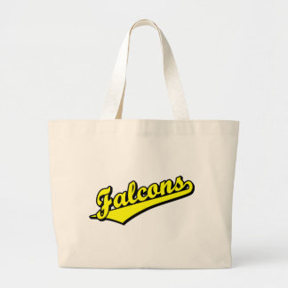 Falcons no amarelo bolsa para compra