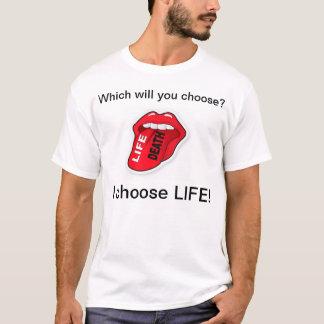 Fale na atmosfera camiseta