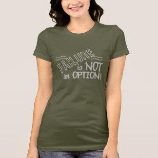 Falha não uma camisa da opção - escolha o estilo,