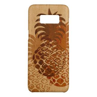 Falso tropical havaiano do abacaxi de Momona de Capa Case-Mate Samsung Galaxy S8