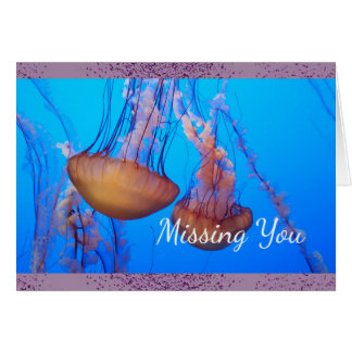 Faltando o cartão de nota das medusa