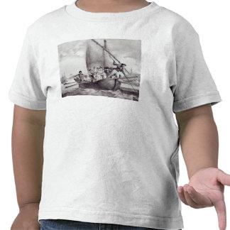 Família de Bonaparte que chega em Toulon Tshirt