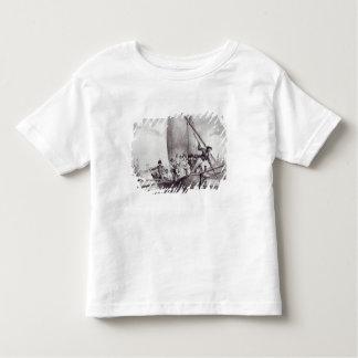 Família de Bonaparte que chega em Toulon T-shirts