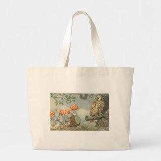 família e corujas bolsa para compra