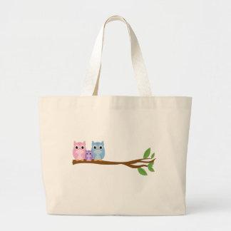 Família sábia da coruja bolsa para compra