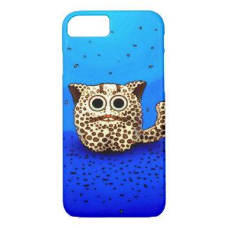 Familiar de Fluffball do leopardo do assassino Capa iPhone 7