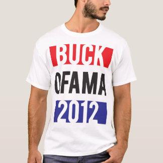 Fanfarrão Ofama 2012 - RedWhiteBlue Camiseta