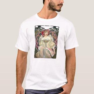 Fantasia 1897 de Alfons Mucha Camiseta