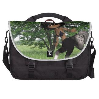 Fantasia do centauro maleta para laptop