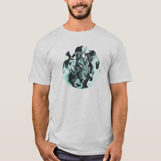 Fantasia do Fractal Camiseta