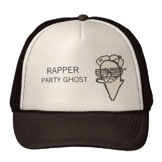 Fantasma do partido do rapper boné