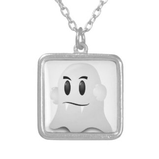 Fantasma Halloween Bijuterias Personalizadas