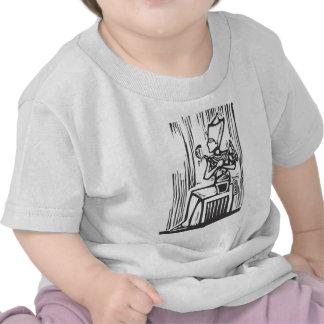 Faraó egípcio tshirt