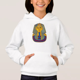 Faraó egípcio Tut Tutankham do Hoodie das meninas