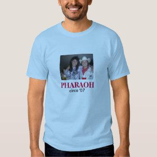 Faraó mim t-shirts