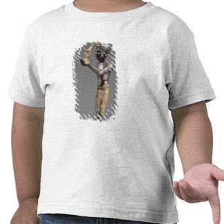 Faraó que faz um oferecimento antes da deusa Maat Camisetas
