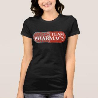Farmácia da equipe camiseta