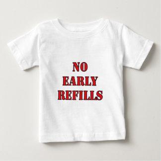 Farmácia - nenhuns reenchimentos adiantados camiseta para bebê