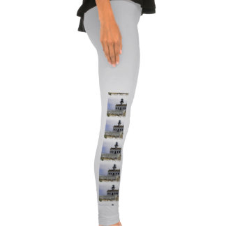 Farol bonito calças apertadas