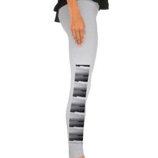 Farol cénico calça justa