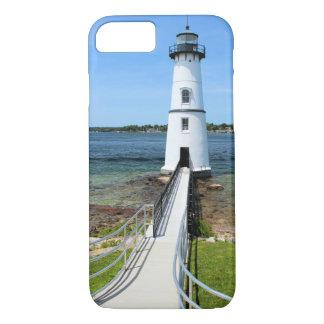 Farol da ilha da rocha, capas de iphone de New