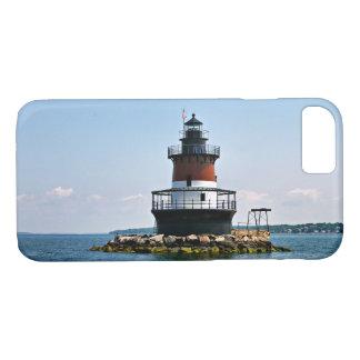 Farol da praia da ameixa, Rhode - capas de iphone