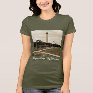 Farol de Cape May Camiseta