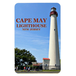 Farol de Cape May, ímã de New-jersey Flexi