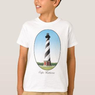 Farol de Hatteras do cabo Camiseta
