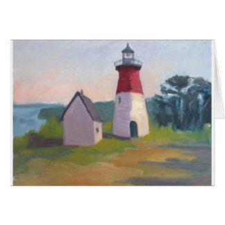Farol de Nauset, cartão de Cape Cod