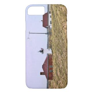Farol do ponto da raça, Cape Cod, Massachusetts Capa iPhone 7