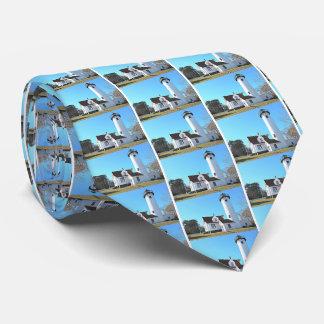 Farol ocidental da costeleta, laço dos homens das gravata