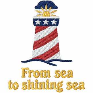 Farol patriótico EUA