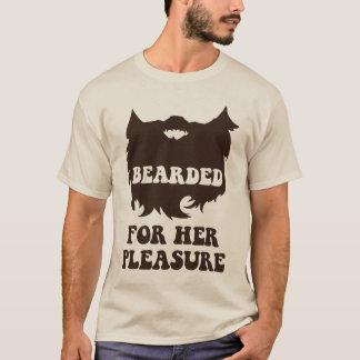Farpado para seu prazer camiseta